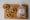stylized smales pretzel product shot on wooden board